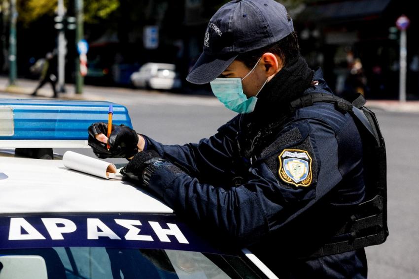 42 ημέρες απαγόρευσης κυκλοφορίας με 1669 πρόστιμα στην Αιτωλοακαρνανία
