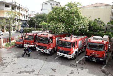 Ευχαριστίες της Πυροσβεστικής Υπηρεσίας Αγρινίου για προσφορά προστατευτικών μασκών