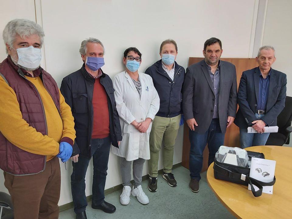 Δωρεές του Ομίλου ΣΕΦΑΡ ΣΠΕ-ΣΥΦΑΡΤ ΑΕ στα Νοσοκομεία Αγρινίου, Μεσολογγίου, Άρτας