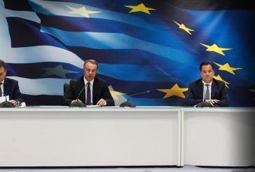 Σταϊκούρας: Αυτά είναι τα 15 μέτρα για την επανεκκίνηση της οικονομίας -Καλύπτονται τα κόκκινα δάνεια, μειώνεται ο ΦΠΑ