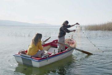 Στη λίμνη Τριχωνίδα και πάλι η εκπομπή «Η ζωή αλλιώς» με την Ίνα Ταράντου