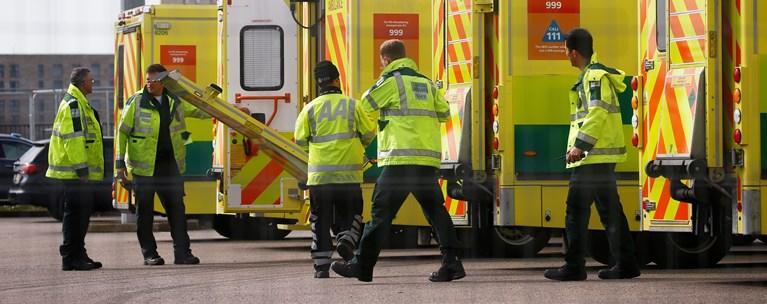Κορωνοϊός: Ραγδαία αύξηση νεκρών στη Βρετανία – Σοκ με 563 μέσα σε ένα 24ωρο