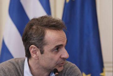 Κορωνοϊός: Το tweet του Μητσοτάκη με τις οδηγίες του ΕΟΔΥ προς τους πολίτες