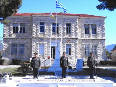 Μεσολόγγι: Ο Σχης (ΠΖ) Γιάννης Τσαούσης νέος διοικητής στο 2/39 Σύνταγμα Ευζώνων