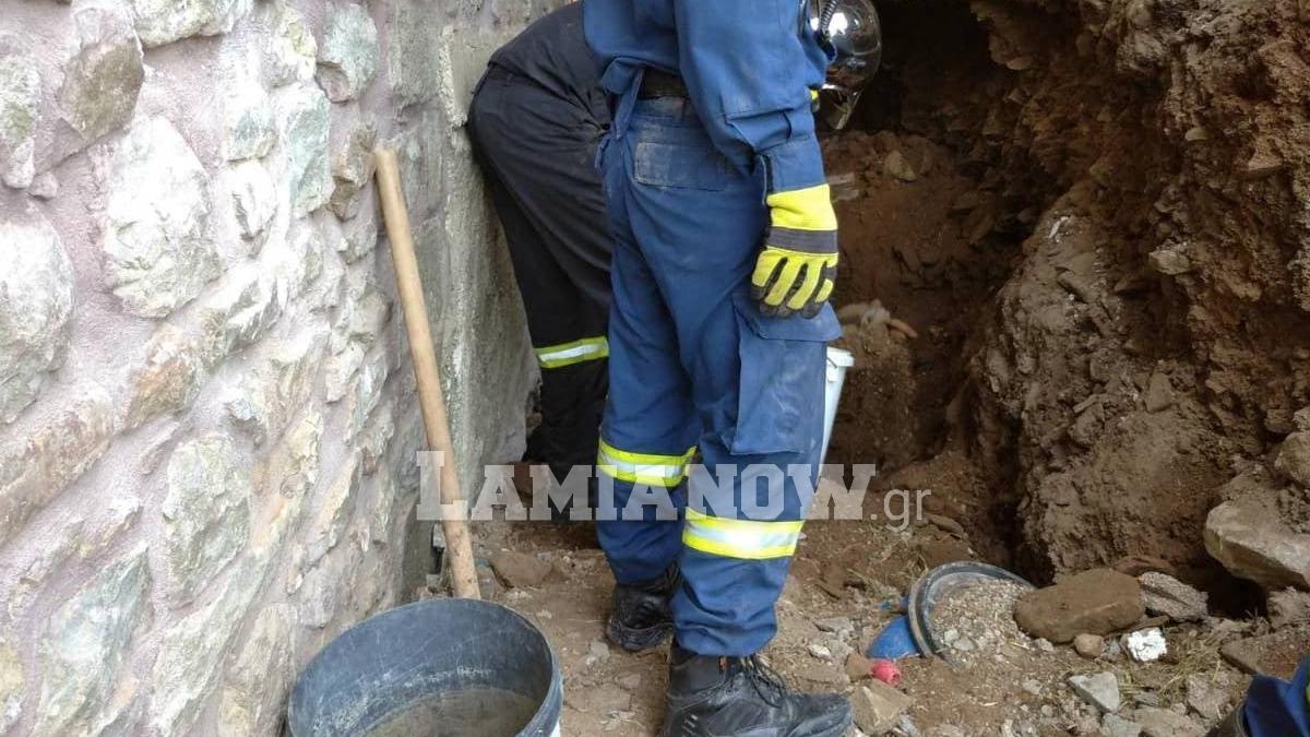 Ευρυτανία: Νεκρός ο 60χρονος εργάτης στον Άγιο Νικόλαο