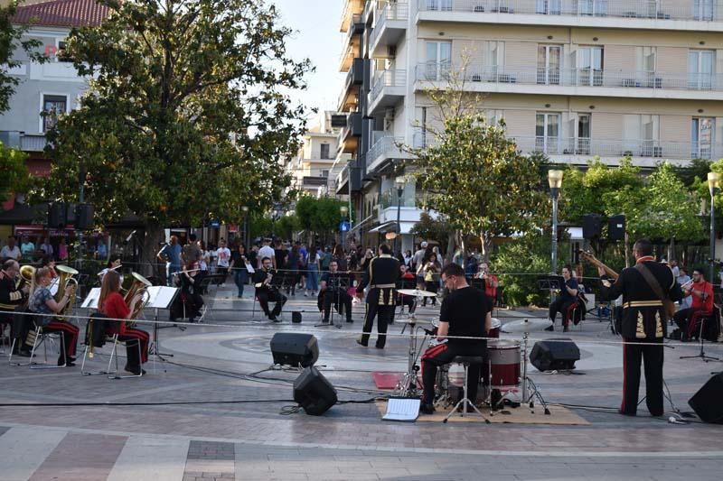 YouTube Live: Αfter Shock Concert από τη Φιλαρμονική του Δήμου Αγρινίου