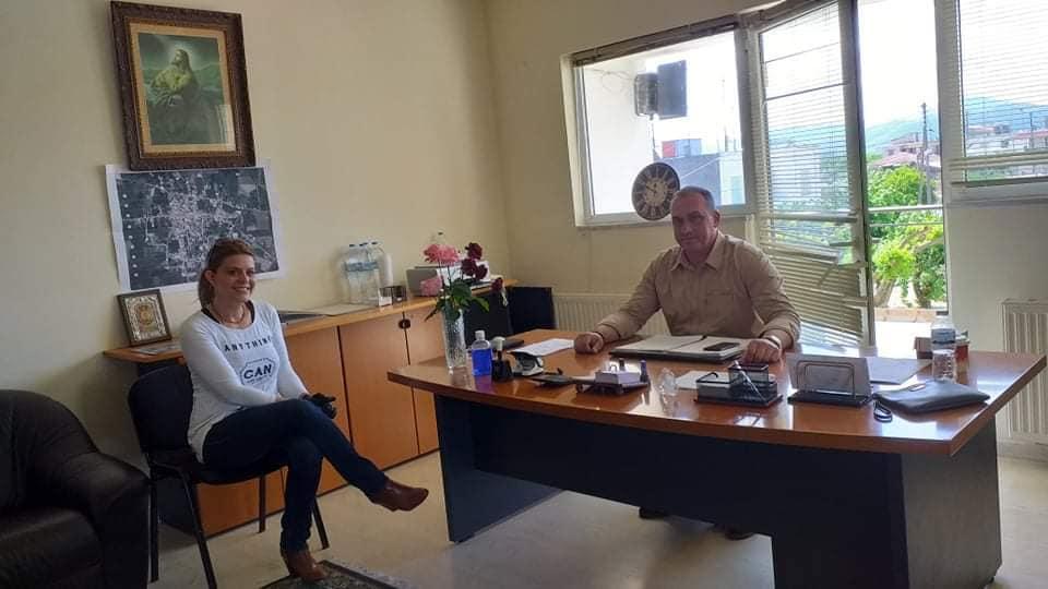 Νέα γιατρός αναλαμβάνει στο Αγροτικό Ιατρείο Καλυβίων