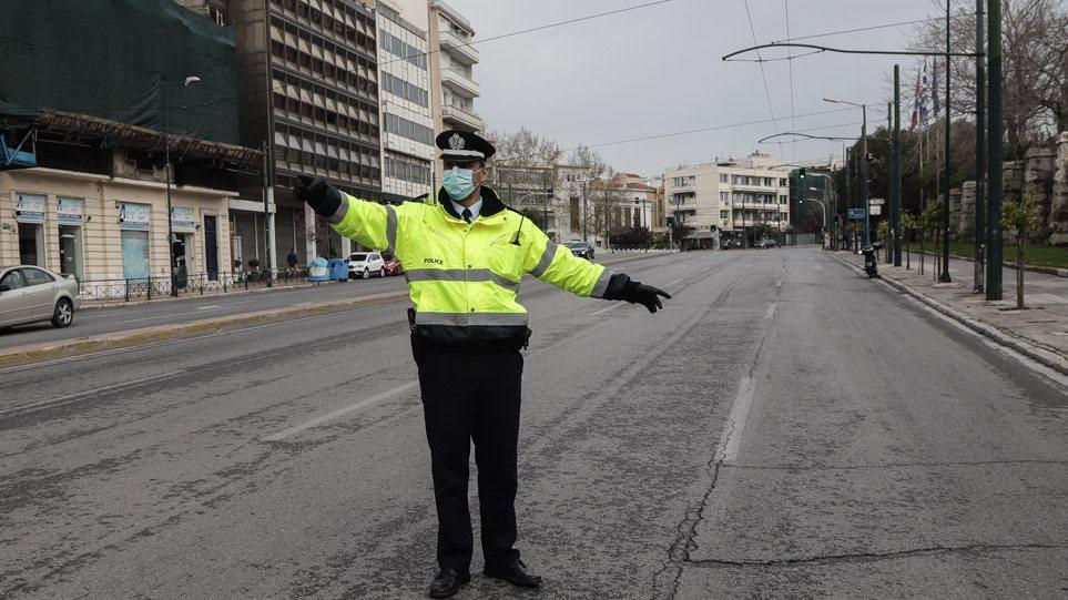 «Μεγάλος Περίπατος της Αθήνας»: Τι αλλάζει στην κυκλοφορία για έξι μήνες