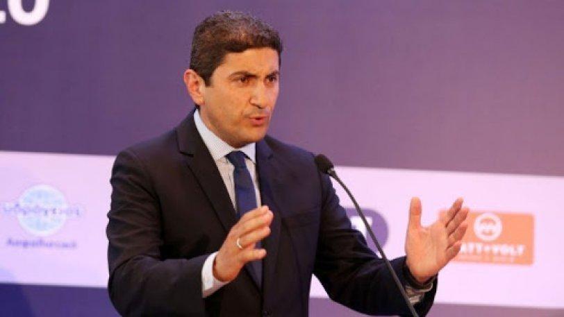 Αυγενάκης: «Στόχος είναι να βελτιωθούν οι συνθήκες σε κάθε αθλητική δραστηριότητα»