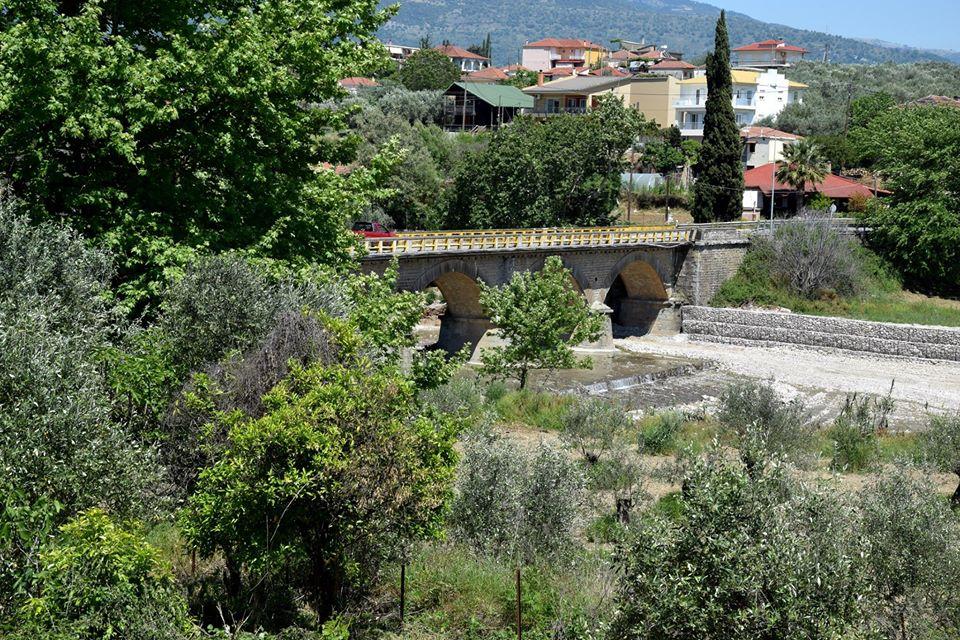 """Προσφέρεται και για πεζοπορία η Ερμίτσα- δείτε ένα φωτογραφικό """"οδοιπορικό"""" στην κοίτη του ποταμού"""