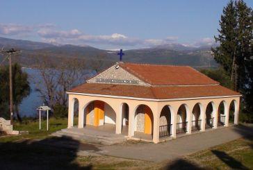 28 Μαΐου εορτάζει το εκκλησάκι της Αναλήψεως του Κυρίου στο Δαφνιά Μακρυνείας