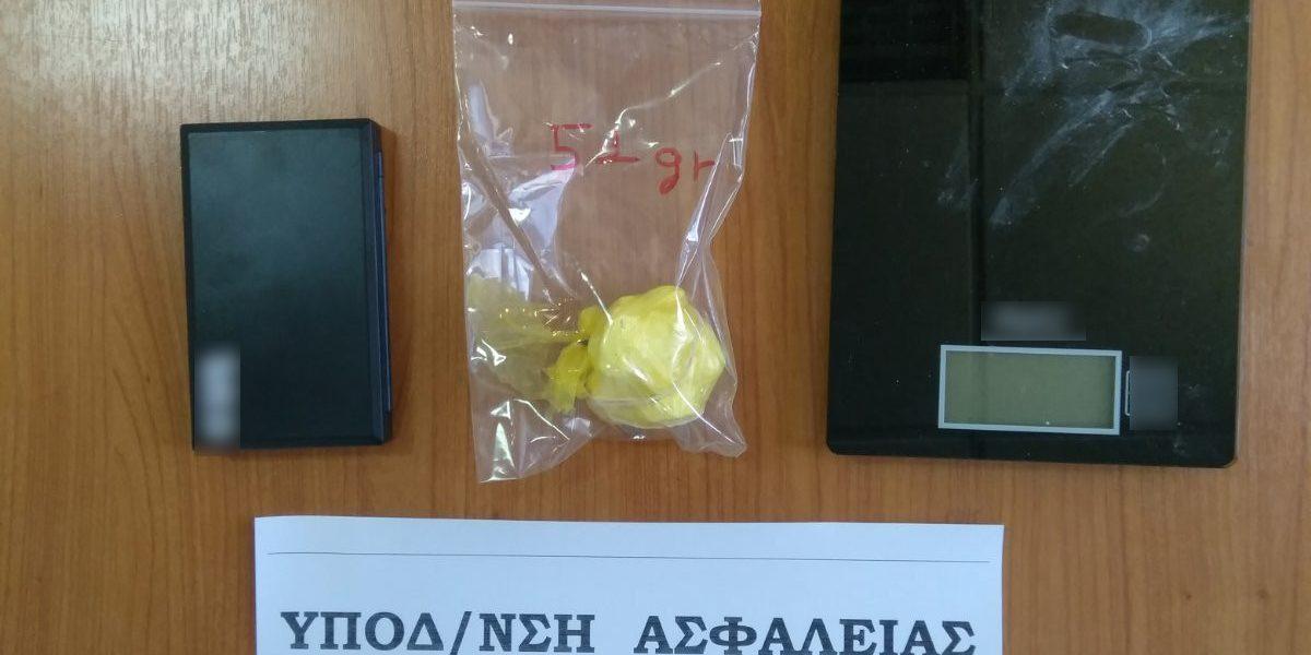 Διακινητής κοκαΐνης πιάστηκε στο Αγρίνιο