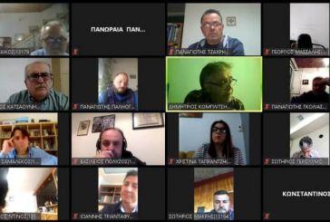 Συνεδριάζει με τηλεδιάσκεψη την Πέμπτη το Δημοτικό Συμβούλιο Ξηρομέρου