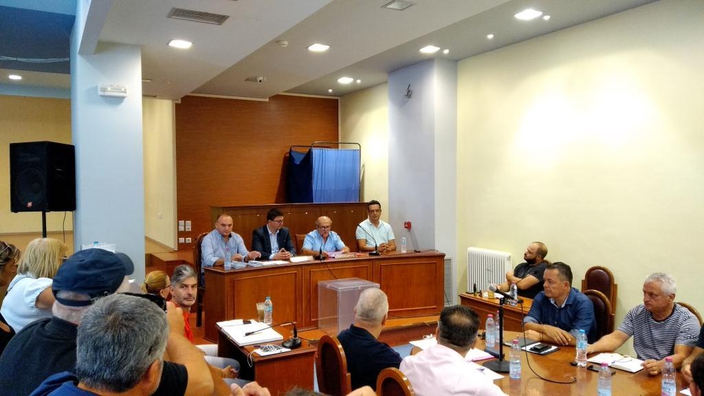 Με τηλεδιάσκεψη συνεδριάζει την Τρίτη το Δημοτικό Συμβούλιο Ξηρομέρου
