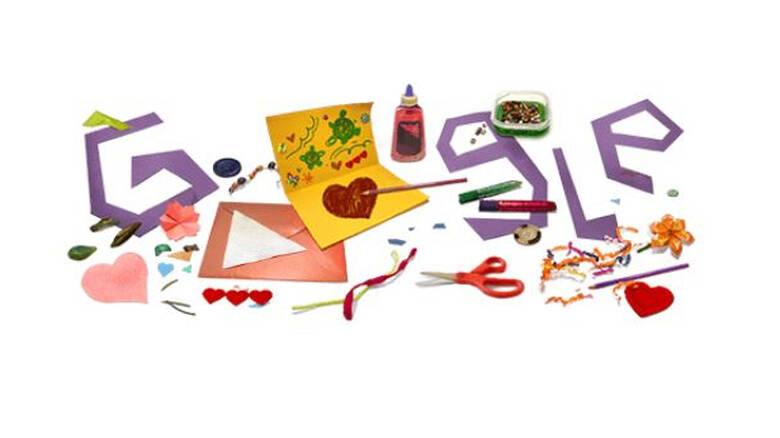 Αφιερωμένο στη Γιορτή της Μητέρας το διαδραστικό Google Doodle