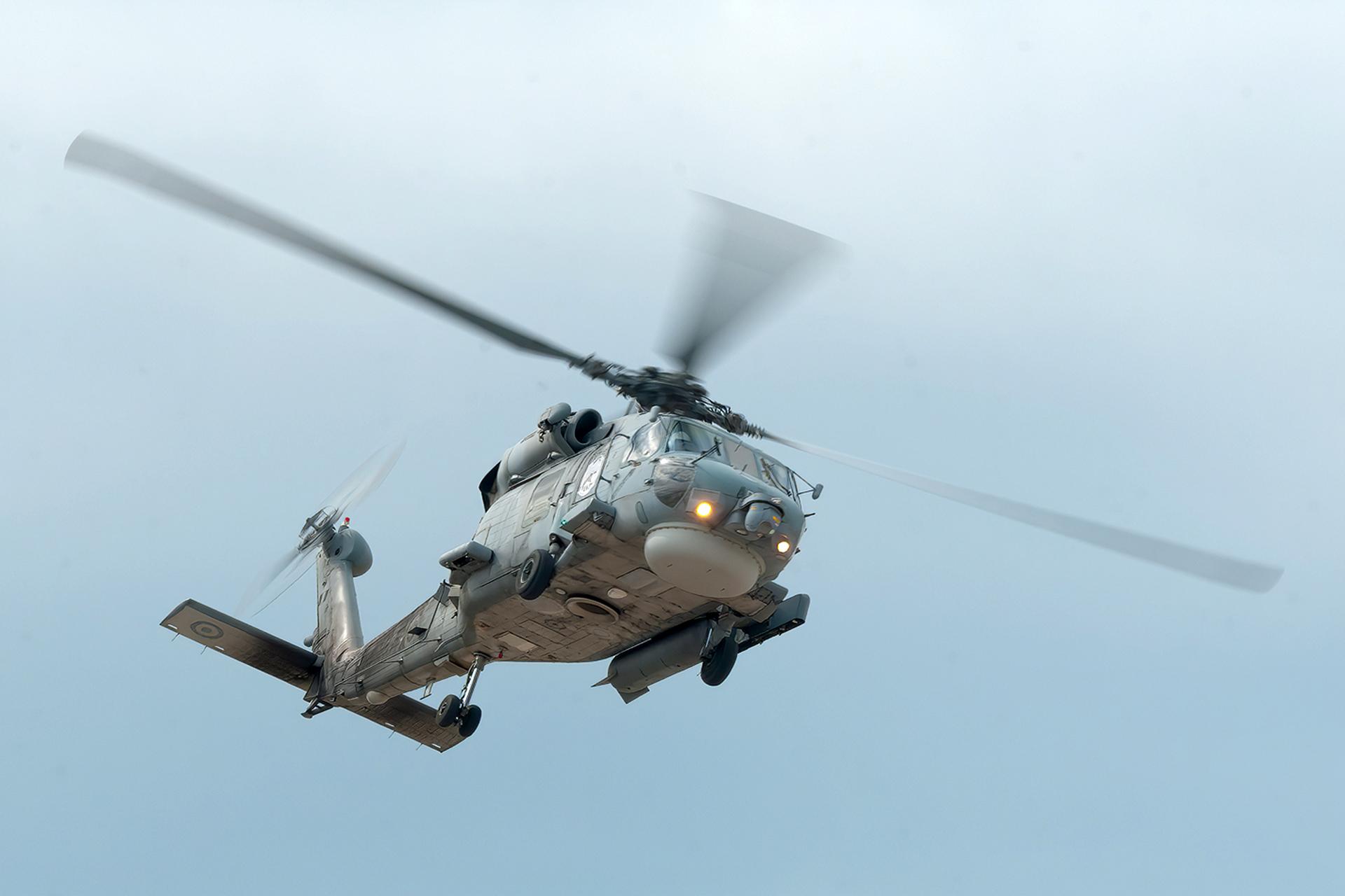 Βρέθηκε το στρατιωτικό ελικόπτερο που συνετρίβη στο Ιόνιο- Εντοπίστηκαν και τα υπόλοιπα πτώματα