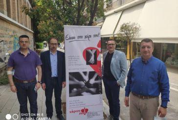 Αγρίνιο: Ικανοποίηση στους Αστυνομικούς  για την επιτυχία της εθελοντικής αιμοδοσίας