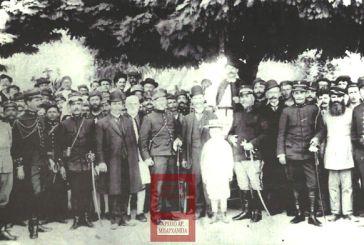 Η βασιλική οικογένεια στην πρώτη πανελλήνια έκθεση γυναικείων εργόχειρων τον Μάιο του 1898 στο Αγρίνιο