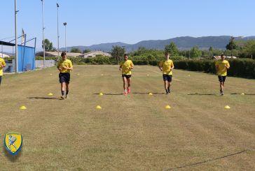 Εργομετρική εξέταση για τους ποδοσφαιριστές του Παναιτωλικού