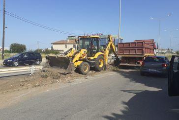 Αγρίνιο: Παρατείνεται η διακοπή κυκλοφορίας στην οδό Ηρακλείτου λόγω έργων