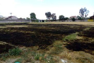 """""""Ο κόμπος έχει φθάσει στο χτένι"""" λένε στο Αιτωλικό για τη φωτιά στο γήπεδο"""