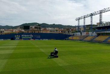 Στα στάνταρντς της UEFA οι εγκαταστάσεις του Παναιτωλικού (βίντεο)