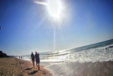 Έντονη ζέστη το Σαββατοκύριακο στην Αιτωλοακαρνανία