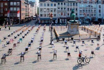 """""""Άδειες καρέκλες"""" την Τετάρτη στην πλατεία του Αγρινίου-το κάλεσμα της Εστίασης"""