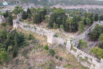 Το κάστρο της Ναυπάκτου μετά τις εργασίες ανάδειξής του (video)
