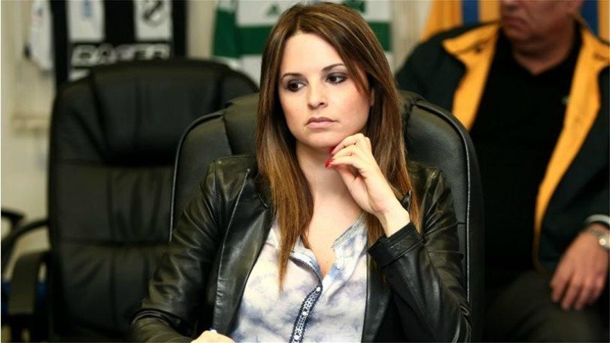 Κάτια Κοξένογλου: Η «Σιδηρά Γόησσα» του Ατρόμητου – Ποια είναι η πρώτη γυναίκα αναπληρώτρια πρόεδρος της Super League