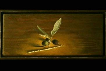 """""""Κλαδί ελιάς"""" από τον Χ.Γαρουφαλή προς δημοπρασία υπέρ των Δομών Υγείας της Αιτωλοακαρνανίας"""