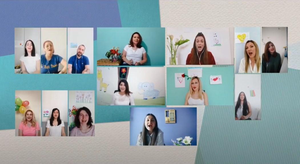 Με Αγρινιώτικη συμμετοχή το τραγούδι 14 Σχολικών Κοινωνικών Λειτουργών που στέλνουν μήνυμα στήριξης στους μαθητές (βίντεο)