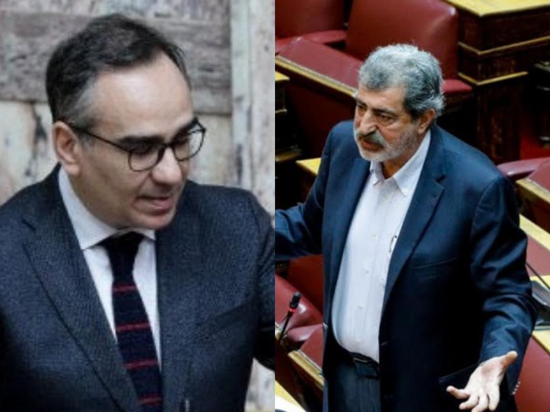 Διαξιφισμοί Κοντοζαμάνη – Πολάκη στη Βουλή για τις προμήθειες της 6η ΥΠΕ