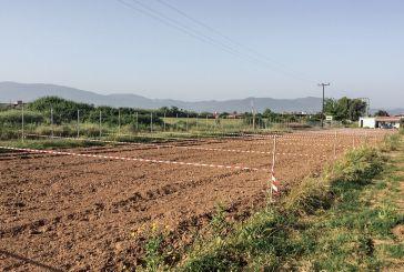 Έναρξη ανοιξιάτικων καλλιεργειών στο Δημοτικό Λαχανόκηπο Αγρινίου