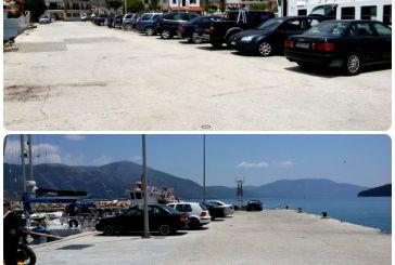 Kάμερες προσεχώς στο Λιμάνι Μύτικα για την παράνομη στάθμευση