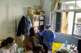 Δειγματοληπτικοί έλεγχοι στο προσωπικό της Διεύθυνσης Αστυνομίας Αιτωλίας από κλιμάκιο του ΕΟΔΥ