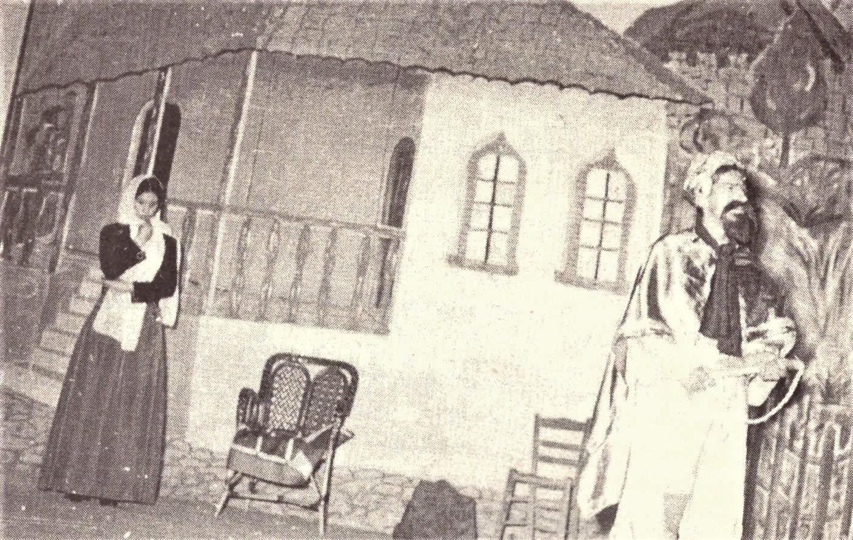 Η θεατρική αναπαράσταση του Νούρκα Σερβάνη και της απελευθέρωσης του Βραχωρίου