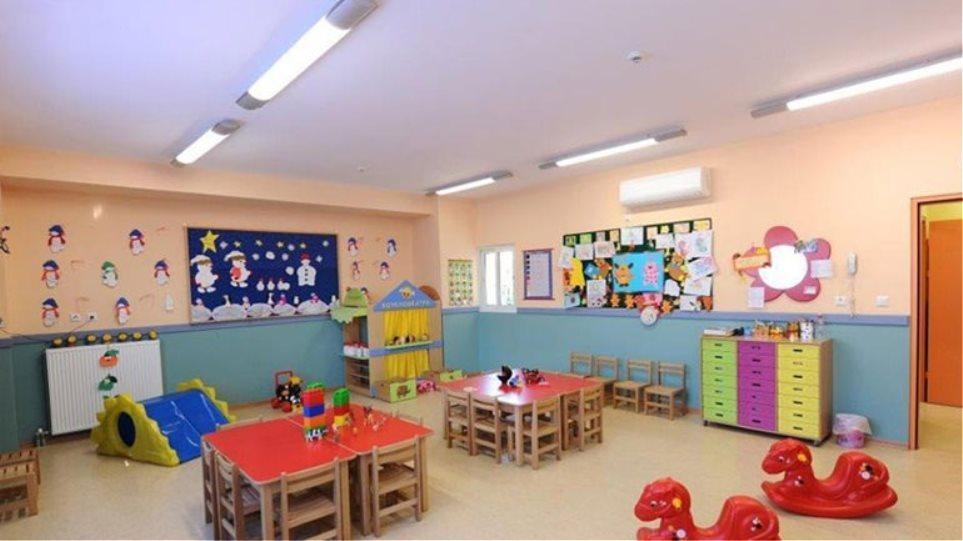 Έτσι θα επιστρέψουν τα παιδιά στους παιδικούς σταθμούς από τη Δευτέρα – Όλες οι οδηγίες του ΕΟΔΥ