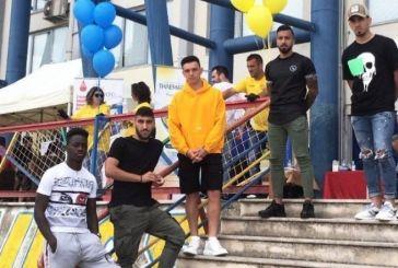Παίκτες και κόσμος στήριξαν την εθελοντική αιμοδοσία του Παναιτωλικού