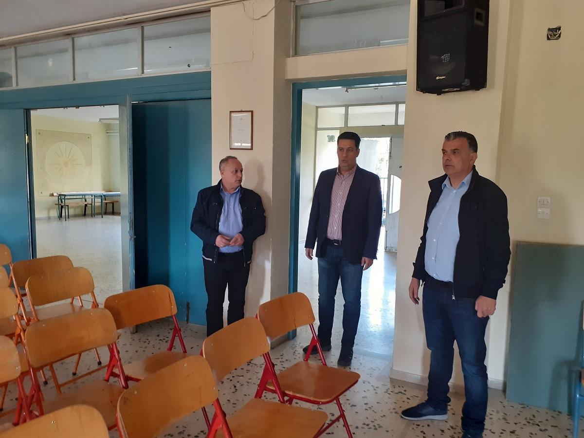 Δήμαρχος Αγρινίου: τα Λύκεια της πόλης είναι έτοιμα να υποδεχθούν τους μαθητές