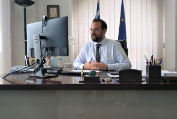 Διαβούλευση με τους παραγωγικούς φορείς για το σχέδιο «Δυτική Ελλάδα: Η επόμενη μέρα της πανδημίας»