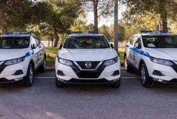 23 νέα οχήματα στη διάθεση της Διεύθυνσης Αστυνομίας Ακαρνανίας