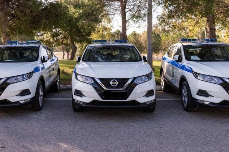 Eνισχύεται με νέα οχήματα η Αστυνομία στην Αιτωλοακαρνανία