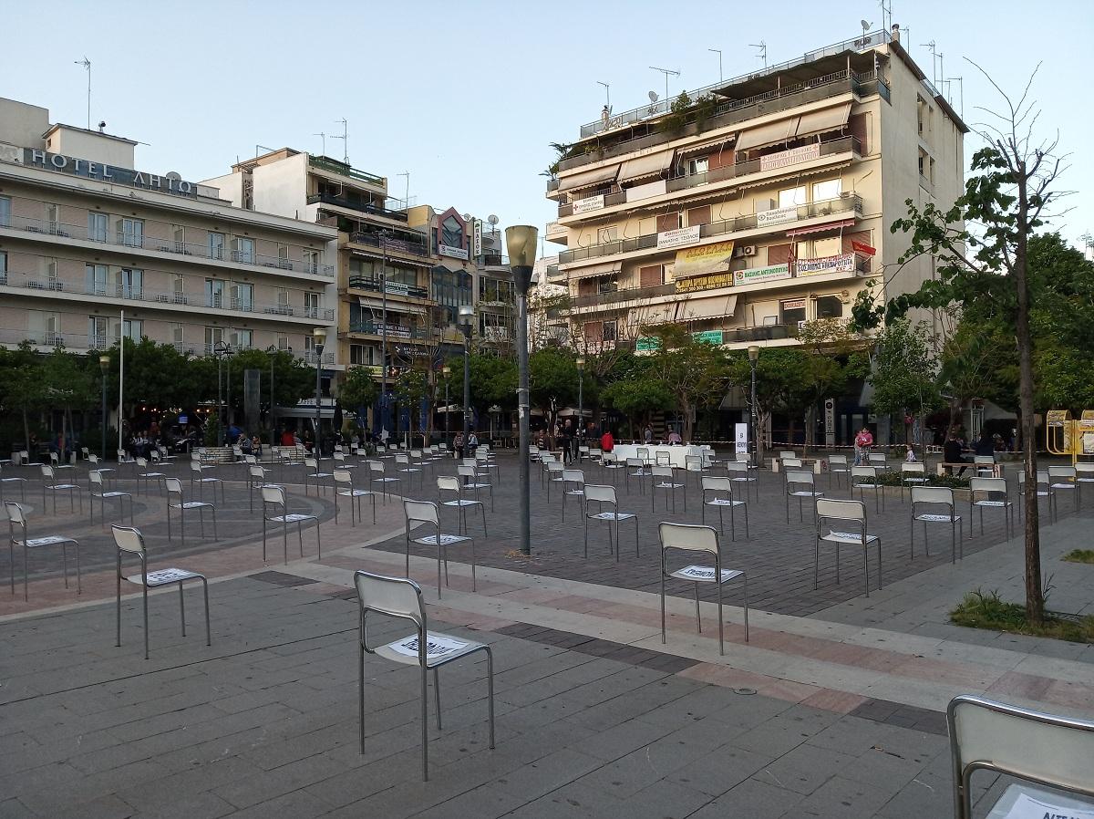 Αγρίνιο: η εστίαση εν αναμονή των κυβερνητικών αποφάσεων και της αδειοδότησης για τη χρήση κοινόχρηστων χώρων