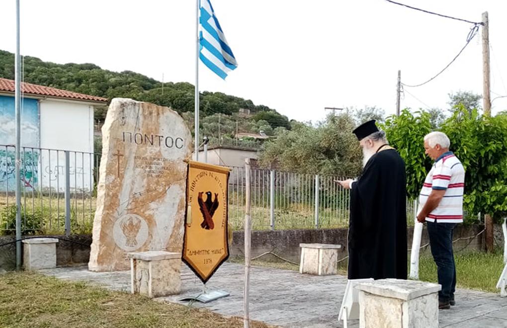 Τιμή στη μνήμη των θυμάτων της Ποντιακής Γενοκτονίας