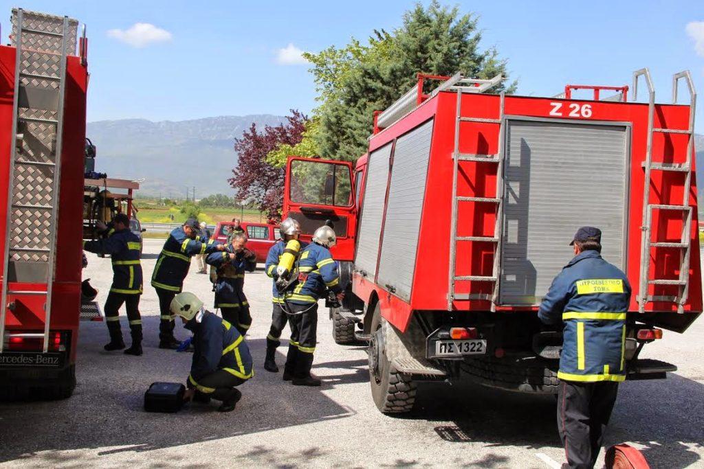 Προσλήψεις στην Πυροσβεστική Υπηρεσία