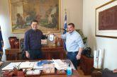 Στο Αγρίνιο ο Πύρρος Δήμας -συζητήσεις για πρωτάθλημα Άρσης Βαρών