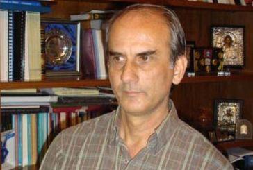 Μεσολόγγι: Συλλυπητήρια Καραπάνου για το θάνατο του Γιάννη Σπανού