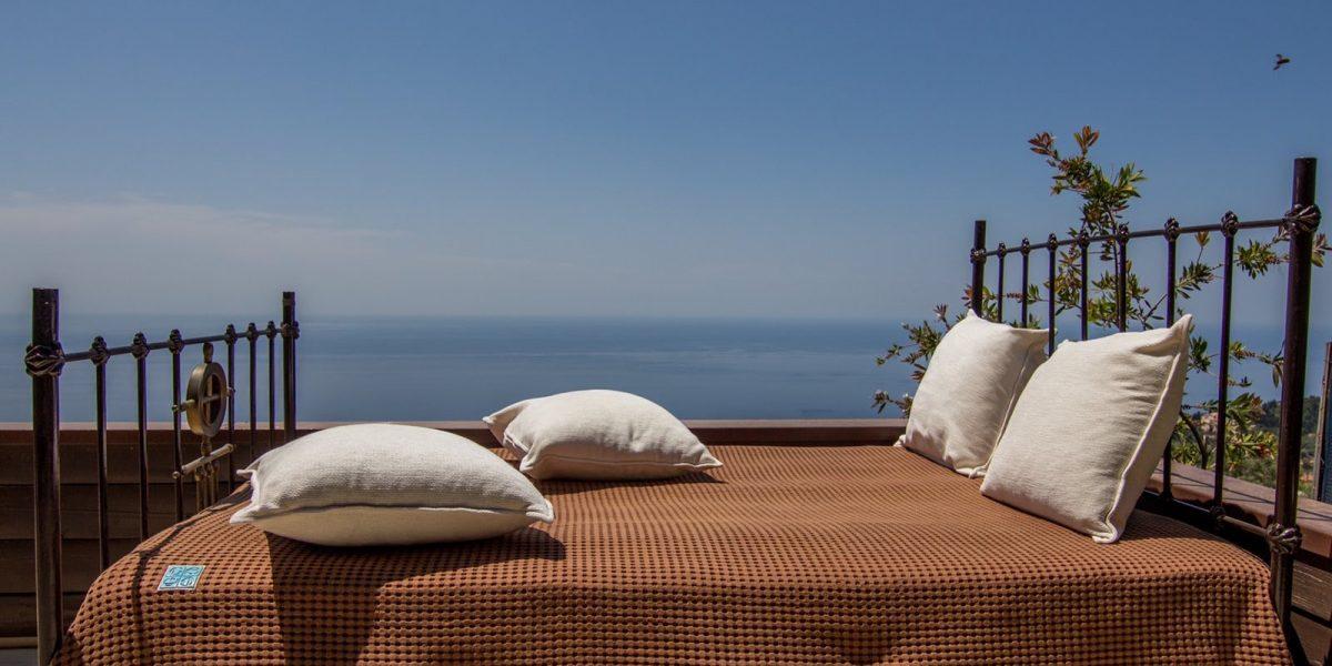 TAJO VILLAS- Αθάνι Λευκάδας: Ονειρικές διακοπές στο «μπαλκόνι» του Ιονίου