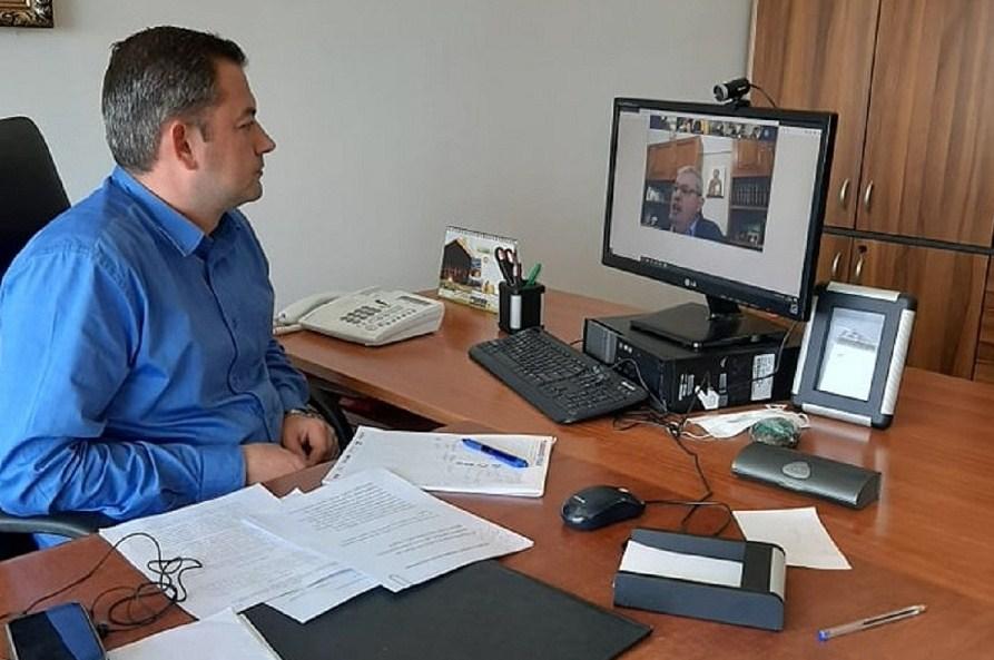Συζήτησαν μέσω τηλεδιάσκεψης τα αγροτικά ζητήματα οι Αντιπεριφερειάρχες Αγροτικής Ανάπτυξης